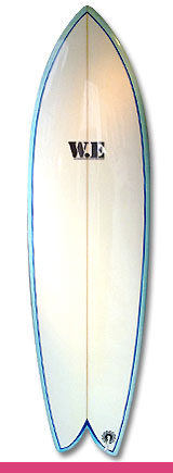 Image of Retro Fish Shortboard